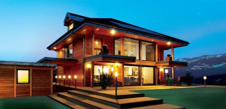 Linda casa de madeira angelim-pedra!