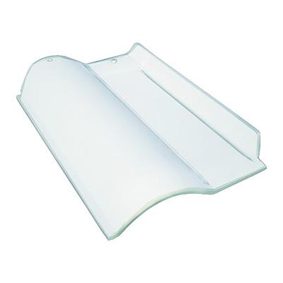 Tipos de Telhas de Vidro - Translúcidas