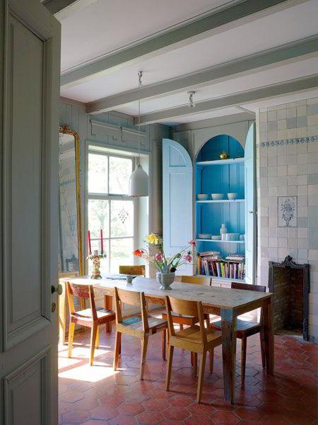 Cozinha Estilo Colonial