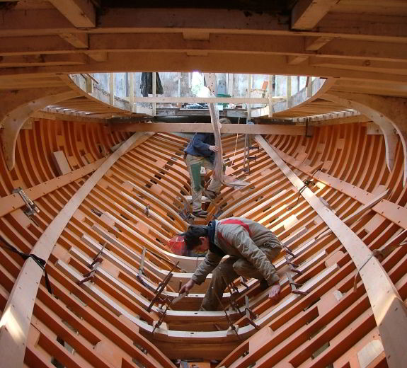 Carpintaria Naval Madeiras
