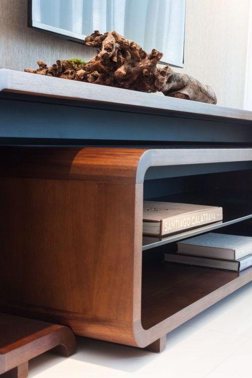 A madeira jequitibá é utilizada na confecção de móveis de luxo!
