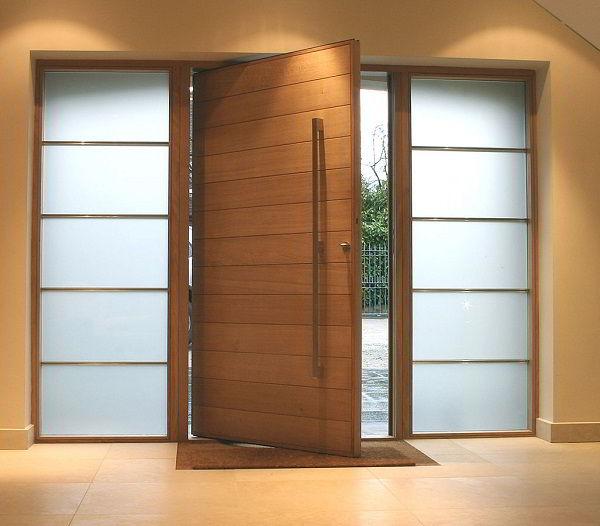 Porta pivotante, modelos de porta de madeira mais desejados pelas pessoas.