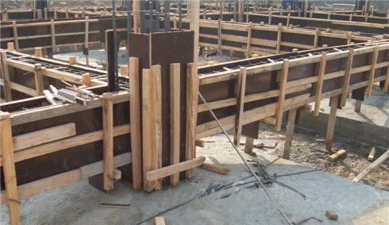 Madeirite Plastificado Concreto